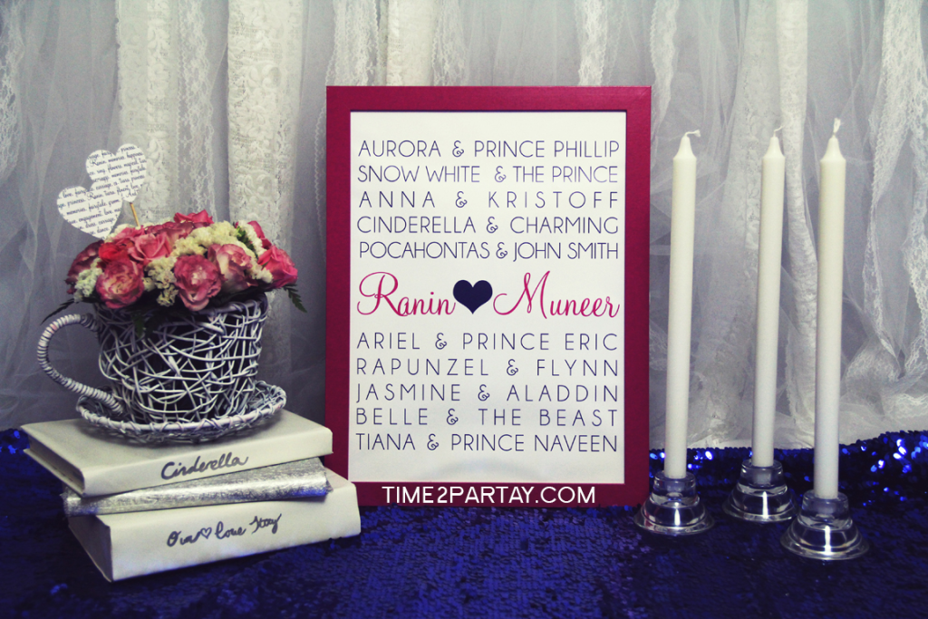 Every Couples Love Story Is A Unique Fairytale And Bride Deserves To Feel Like Princess This Be Didnt Expect Her Bridal Shower
