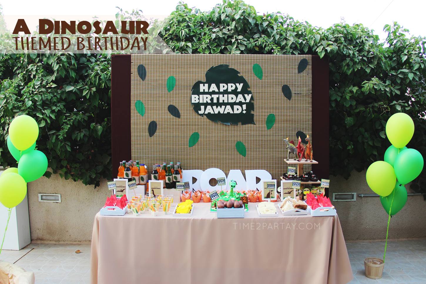 Dinosaur-Themed-Birthday-Party_1