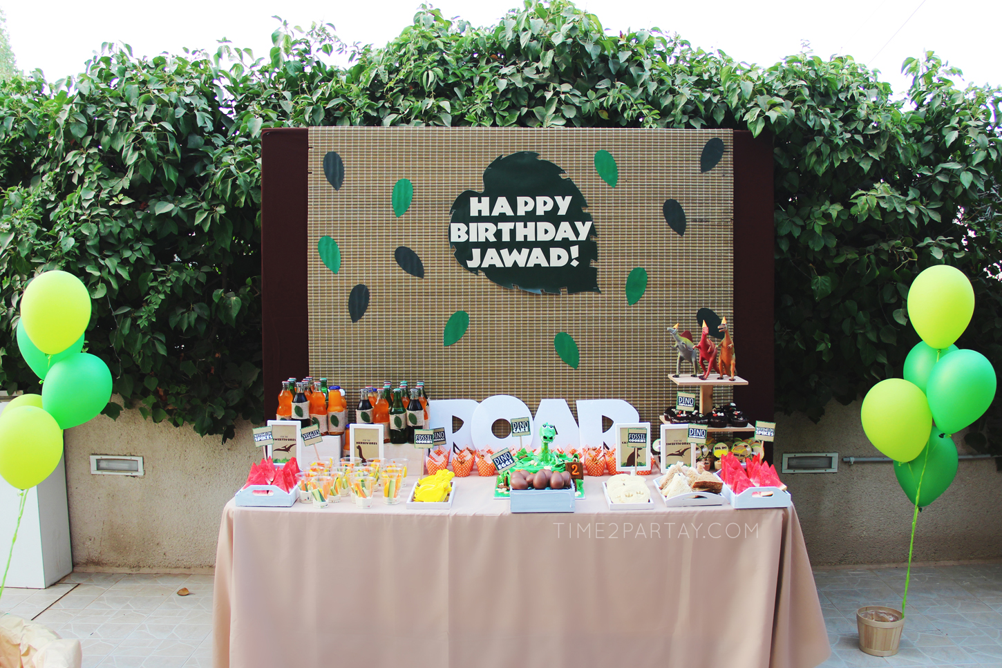 Dinosaur-Themed-Birthday-Party_4