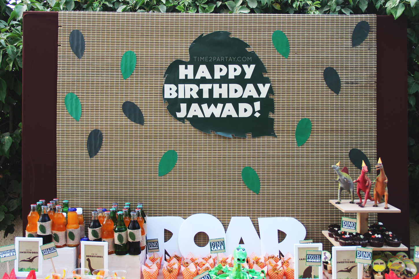 Dinosaur-Themed-Birthday-Party_7