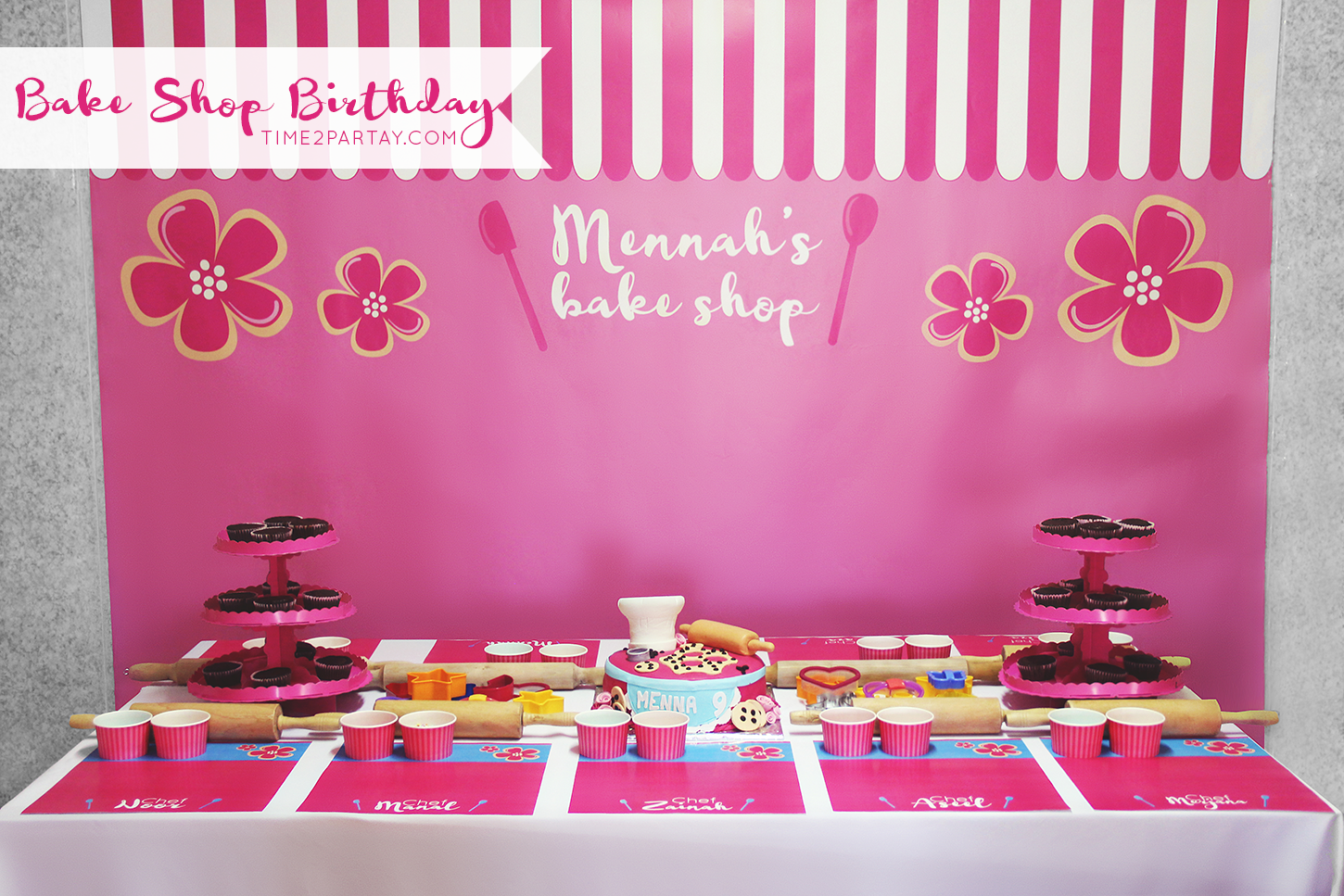 Bake Shop Birthday