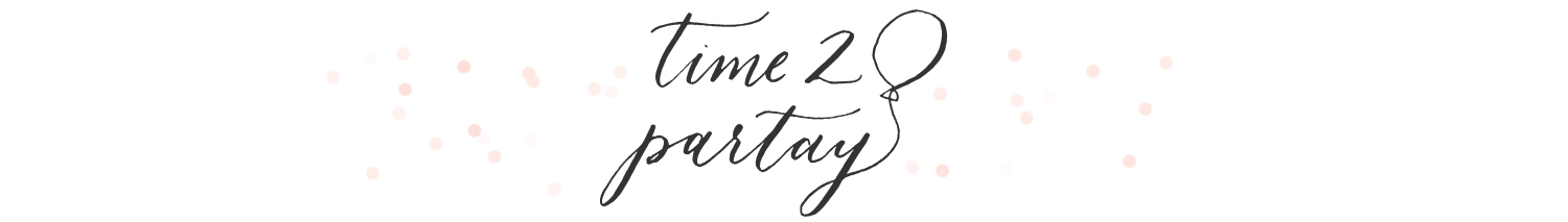 Time2Partay.com - Create, Decorate, Celebrate!