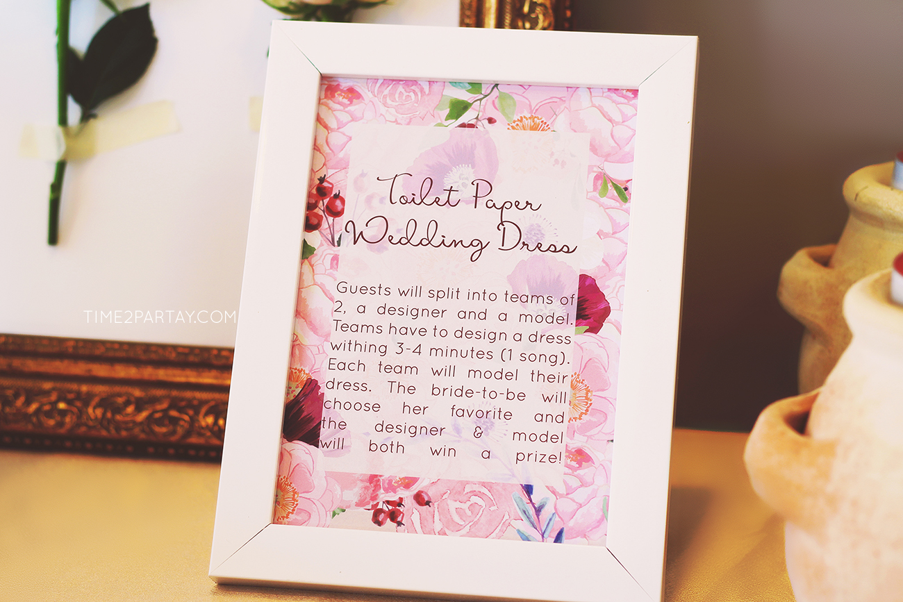A floral greek themed bridal shower time2partay share m4hsunfo