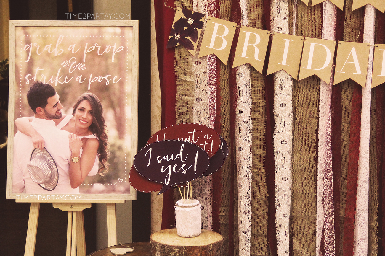 Rustic Chic Bridal Shower Time2partay Com